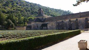 Cistercienserklostret Sénanque